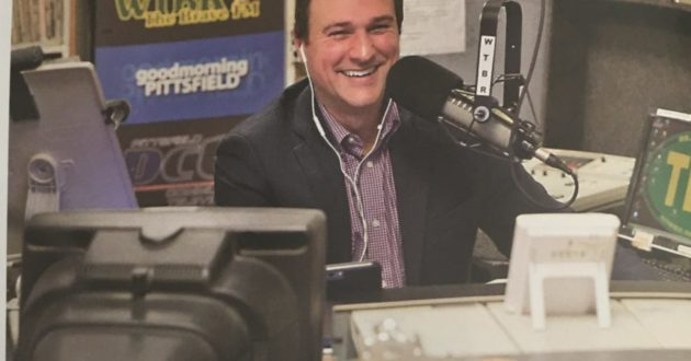 John Krol featured in Berkshire Magazine for long-running radio program